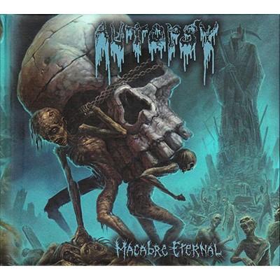 Macabre Eternal CD DIGIBOOK