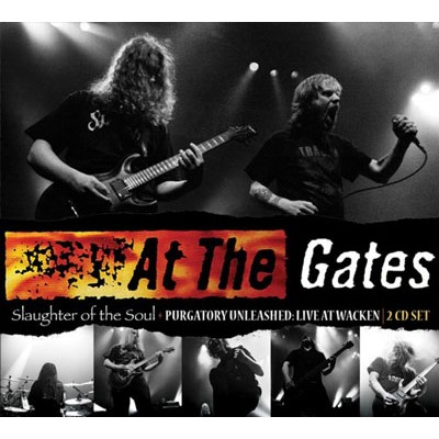 Slaughter of the Soul + Purgatory Unleashed [Live At Wacken] 2CD BOX