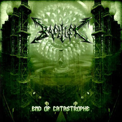 End of Catastrophe CD