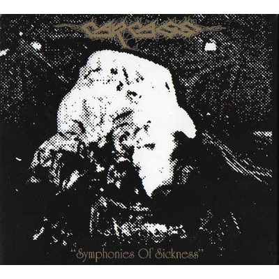 Symphonies of Sickness CD/DVD DIGI