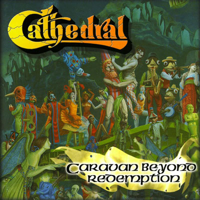 Caravan Beyond Redemption CD