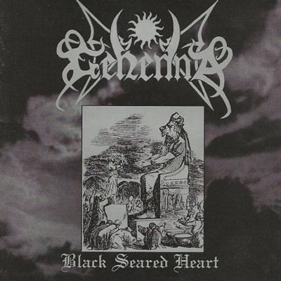 Black Seared Heart CD