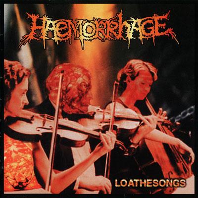 Loathesongs CD