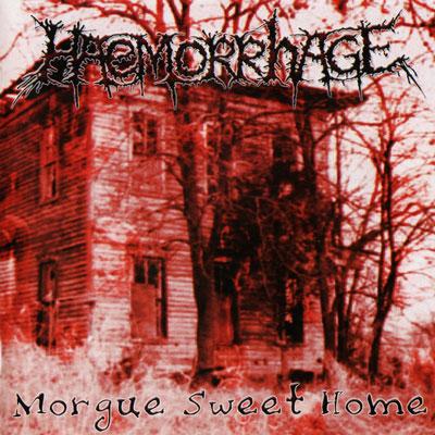 Morgue Sweet Home CD