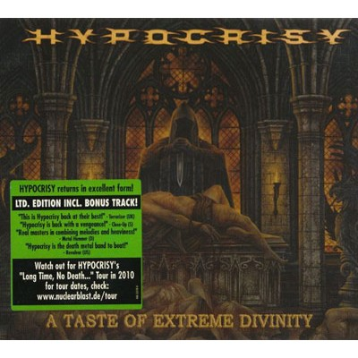 A Taste of Extreme Divinity CD DIGI