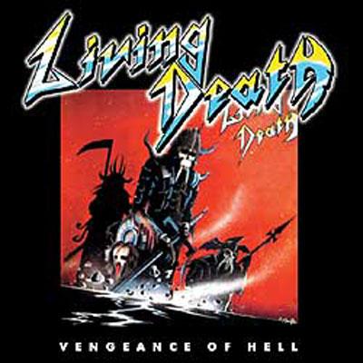 Vengeance of Hell CD