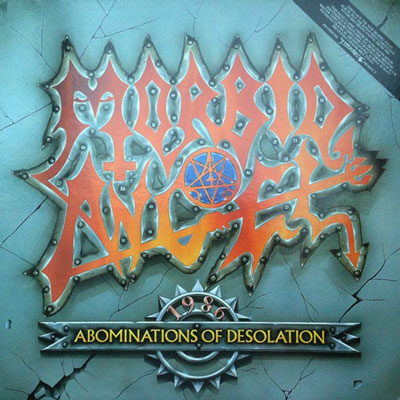 Abominations of Desolation LP