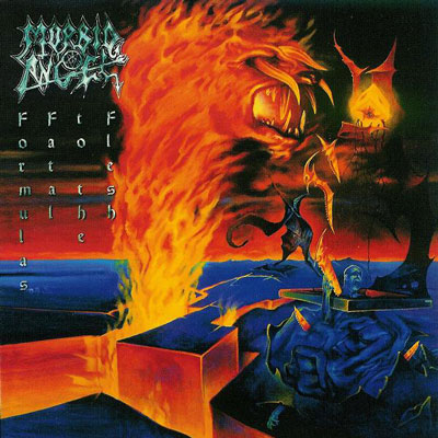 Formulas Fatal to The Flesh CD