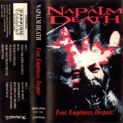 Fear, Emptiness, Despair MC
