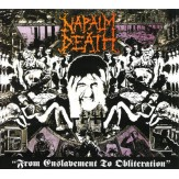 From Enslavement To Obliteration CD DIGI