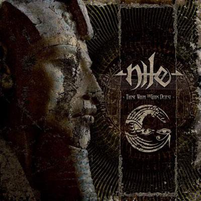 Those Whom The Gods Detest CD DIGI