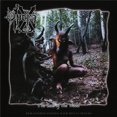 The Call of the Wood CD