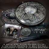 Aealo CD+DVD BOX