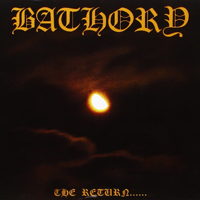 The Return...... CD