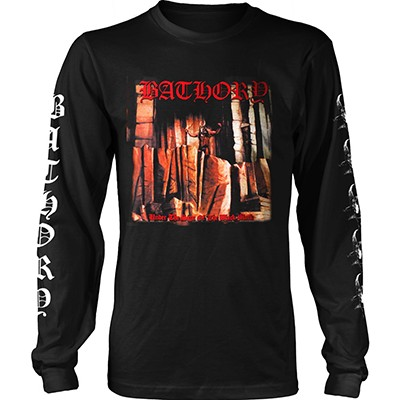 Under The Sign of The Black Mark - LONGSLEEVE