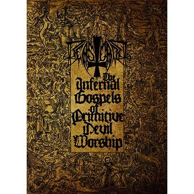 The Infernal Gospels of Primitive Devil Worship CD+DVD A5 DIGIBOOK