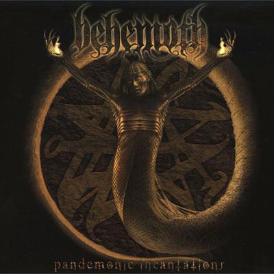 Pandemonic Incantations CD