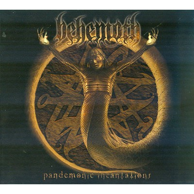 Pandemonic Incantations CD DIGI