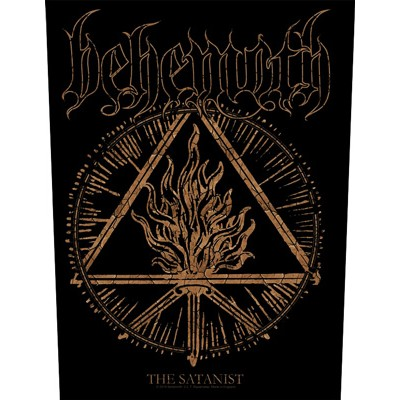 The Satanist - BACKPATCH