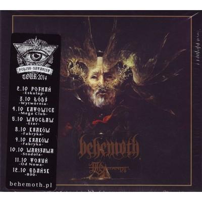 Ledo Takas Records Behemoth The Satanist Cd Digi