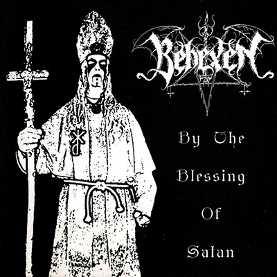 By The Blessing of Satan CD