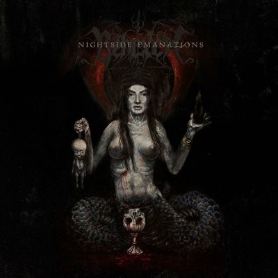 Nightside Emanations CD DIGI