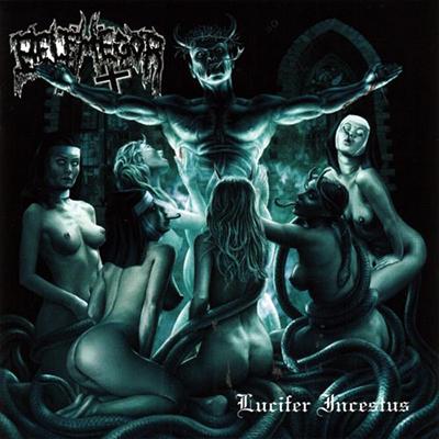 Lucifer Incestus CD