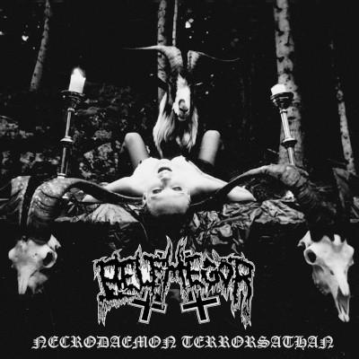 Necrodaemon Terrorsathan LP