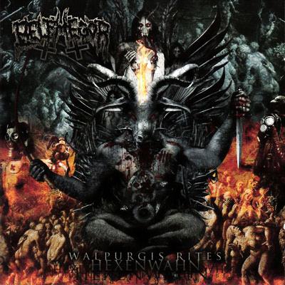 Walpurgis Rites - Hexenwahn CD