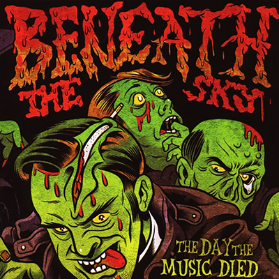 The Day The Music Died CD
