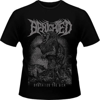 Brutalize The Sick - TS