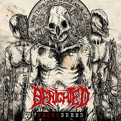Necrobreed CD