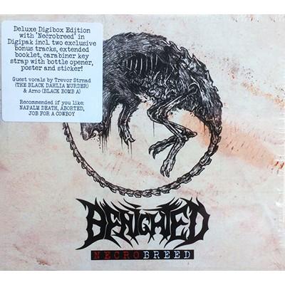 Necrobreed CD DIGIBOX