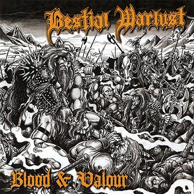Blood & Valour CD