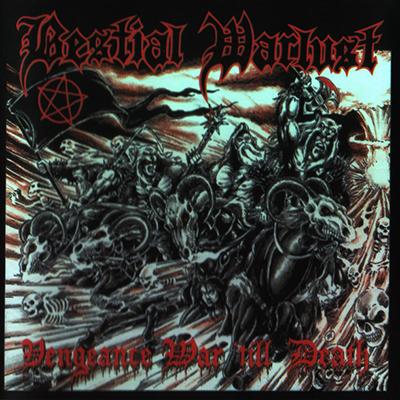 Vengeance War 'till Death CD