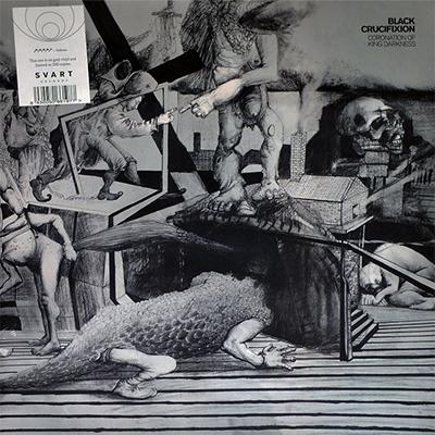 Coronation of King Darkness LP