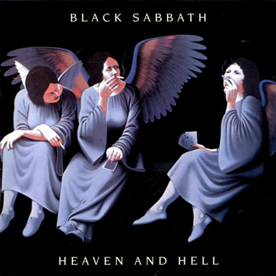 Heaven and Hell CD