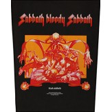 Sabbath Bloody Sabbath - BACKPATCH
