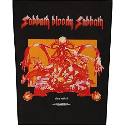 Sabbath Bloody Sabbath - BACKPATCH