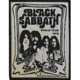 World Tour 1978 - PATCH