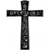 cross logo - METAL PIN