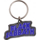 purple logo - KEYRING