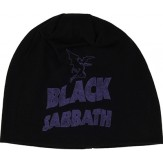 purple logo / devil - BEANIE