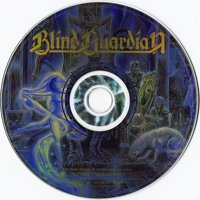 ledo takas records blind guardian nightfall in middle earth cd. Black Bedroom Furniture Sets. Home Design Ideas