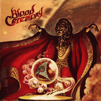 Blood Ceremony CD
