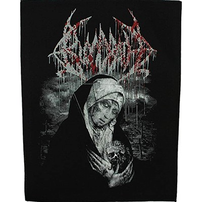 Grand Morbid Funeral - BACKPATCH