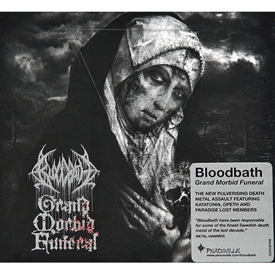 Grand Morbid Funeral CD DIGIBOOK