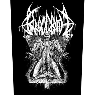 Morbid Antichrist - BACKPATCH