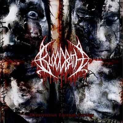 Resurrection Through Carnage CD
