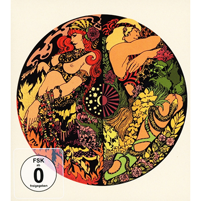 Lady in Gold CD+DVD DIGI